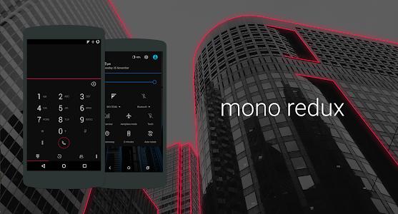 mono II for CM13/CM12.1 v1.0.1