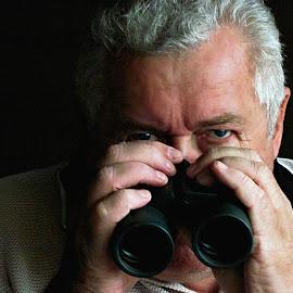 Spy by Pieter J de Villiers - People Street & Candids