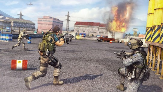 FPS Encounter Shooting 2020: New Shooting Games 9