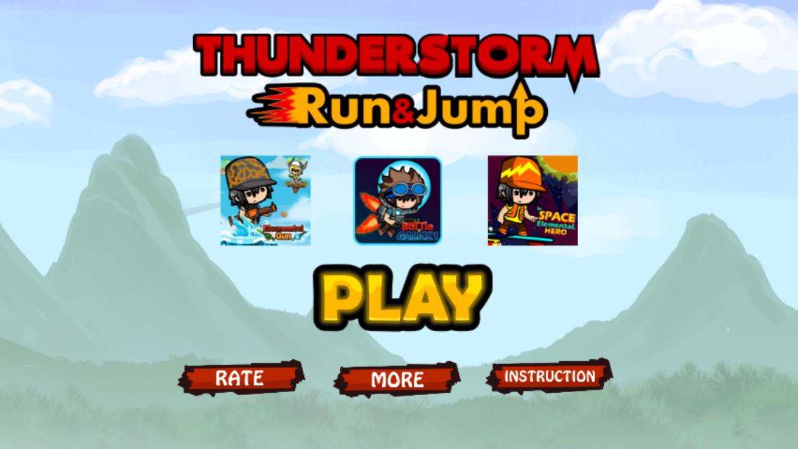 jump run games play