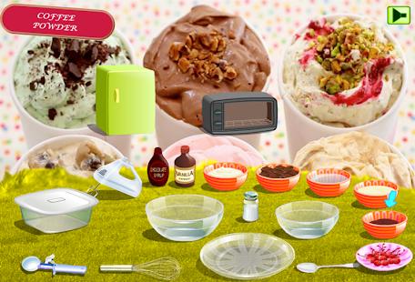 télécharger jeux de cuisine: boules de glace apk+mod 1.0.0 apk