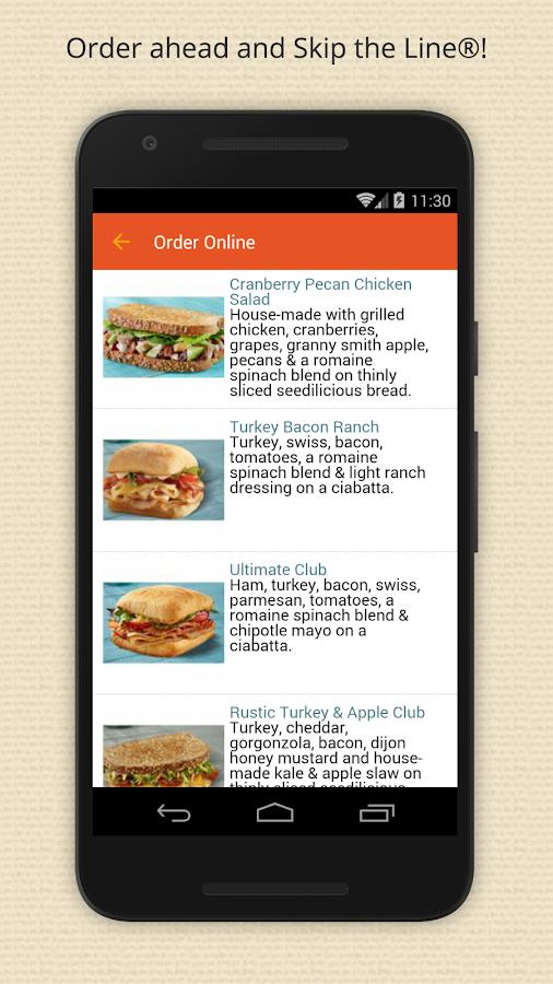 Healthy Food Scan App