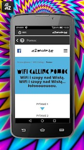 a2mobile WiFi Calling- screenshot thumbnail