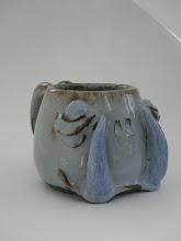"""Photo: Mug 2 * Tusks * 3"""" tall. *  Holds ~ 1 cup"""