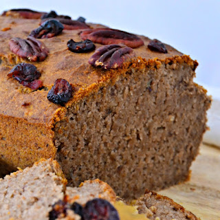Buckwheat Banana Bread (Gluten Free & Vegan).