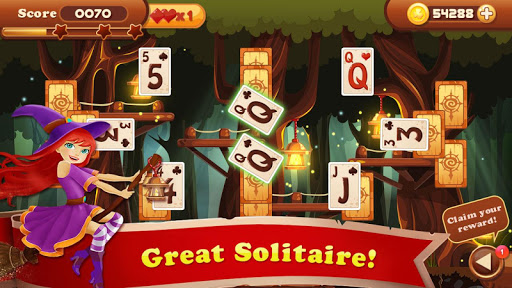 Forest Solitaire match 1.10.3 screenshots 5