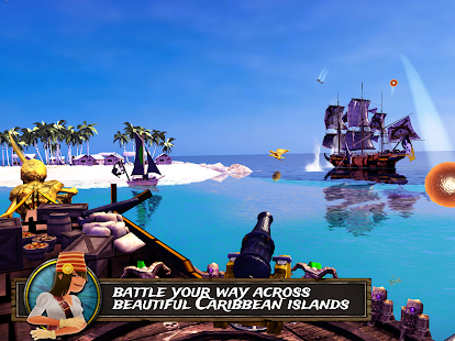 Pirate Quest: Become a Legend- screenshot thumbnail
