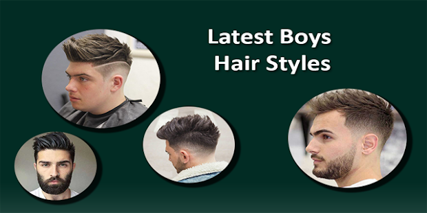 Man Hairstyle Changer - Android Apps on Google Play