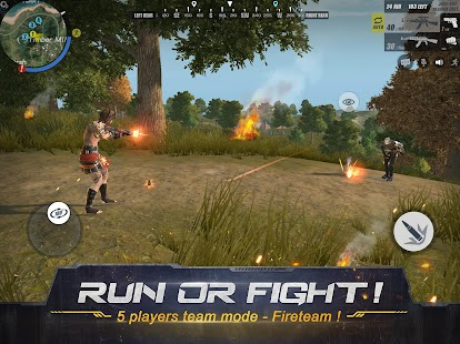 RULES OF SURVIVAL Capture d'écran