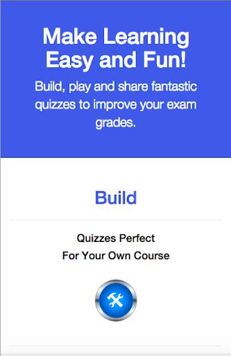 Revision Quiz Maker
