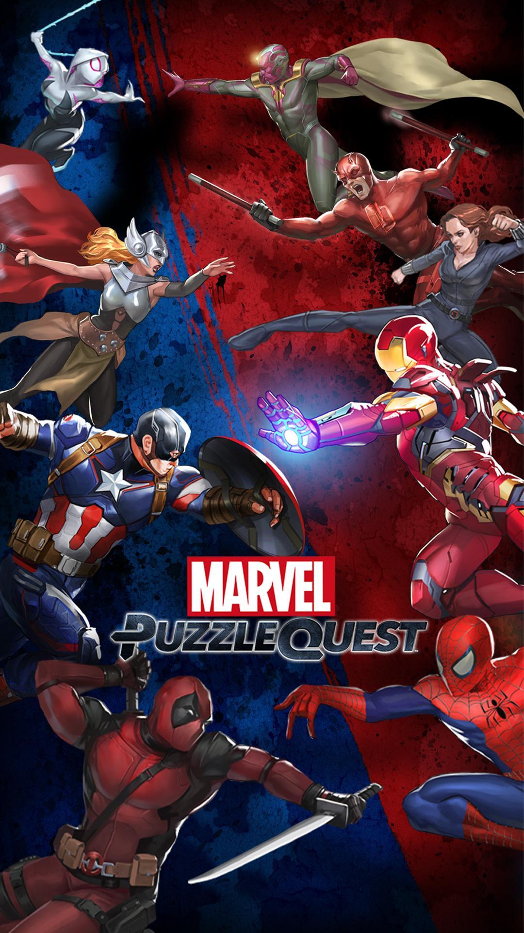 Marvel Puzzle Quest screenshot #7