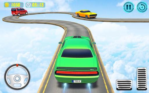 Impossible Car Stunt Racing: Car Games 2020  screenshots 4