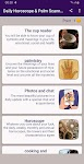 screenshot of Palmistry & Daily Horoscope & Coffee Cup Readings