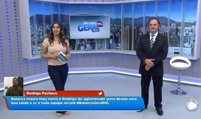 Record TV Minas é vice-líder isolada há três anos e cresce também na internet