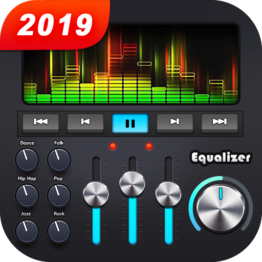 Music Player & Audio Player(10 bands Equalizer) Icon