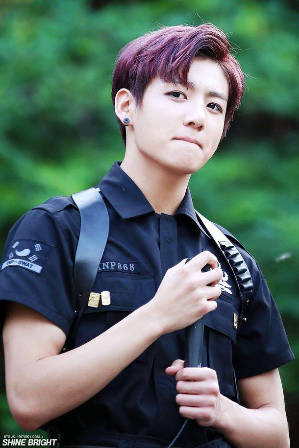 bts jungkook purple
