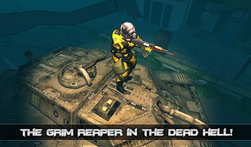 Zombie Reaper-Zombie Game