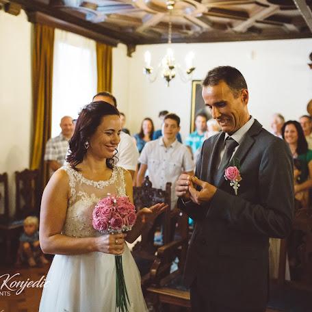 Fotógrafo de bodas Dominik Konjedic (DominikKonjedic). Foto del 29.08.2017