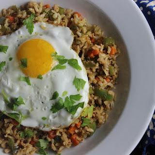 Chimichurri Fried Rice.