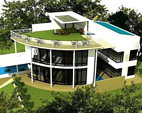 Home exterior design 2016 android apps on google play for Exterior home design app