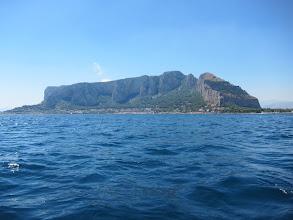 Photo: Monte Pellegrino