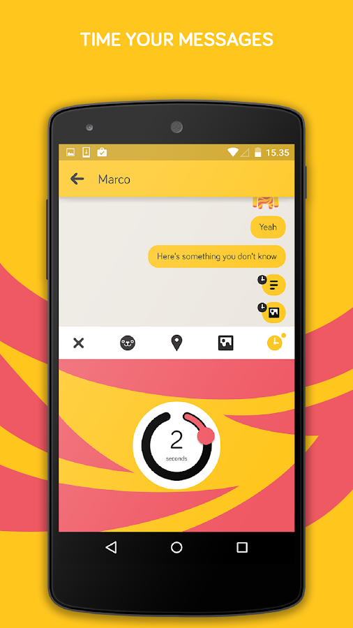 otro messenger- screenshot
