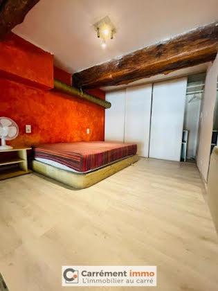 Location loft meublé 1 pièce 12 m2