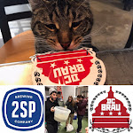 DC Brau / 2SP Cross Eyed Cat in the Meow Box