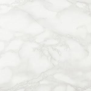 Set 2 x Folie autoadeziva imitatie marmura alba cu fir gri, 60 x 200 cm