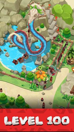 Stone Park: Prehistoric Tycoon  screenshots 6