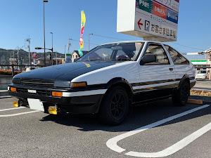 スプリンタートレノ AE86 GT APEXのカスタム事例画像 藤原さんの2019年01月17日21:06の投稿