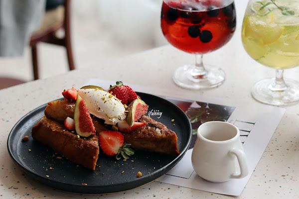 西門町早午餐ACME Breakfast CLUB~在西門町小香港遇見櫻花 持續火紅的早午餐