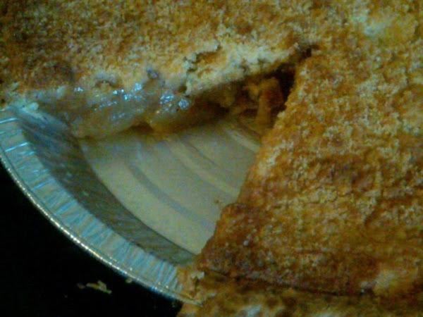 Squash ~  Mock Apple Pie Recipe
