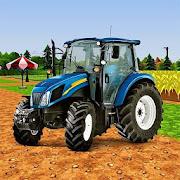 Tractor Sim 3D: Farming Games