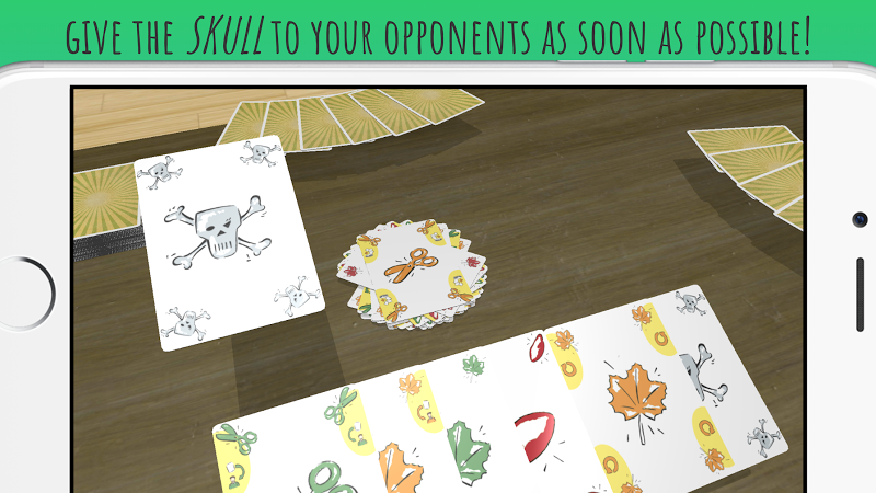 Скриншот Trepido Card Game