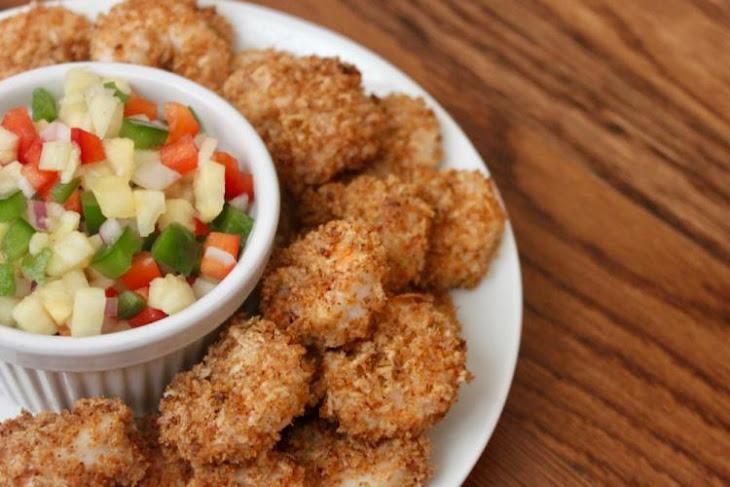 Healthy Popcorn Shrimp Recipe