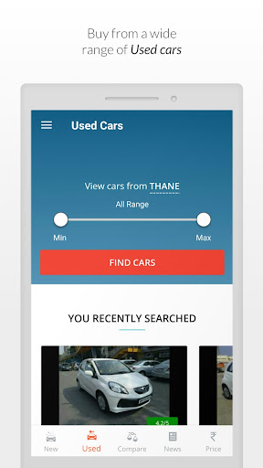 CarWale- Search New, Used Cars app (apk) free download for Android/PC/Windows screenshot