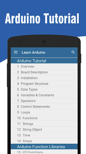Learn Arduino  screenshots 1