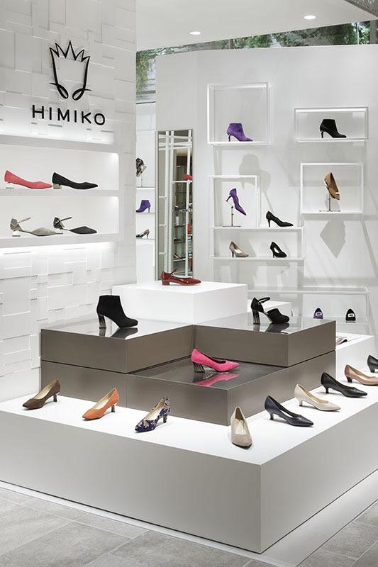 Thiết kế shop thời trang nữ - thiết kế shop giày dép nhanh