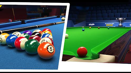 Snooker Stars - 3D Online Sports Game Mod