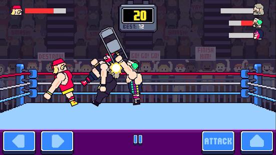 Rowdy Wrestling 16
