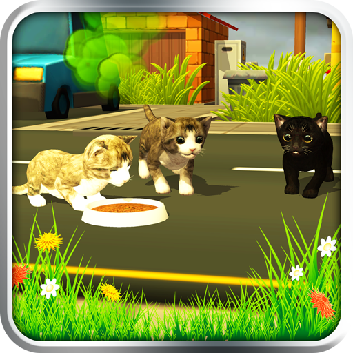 Cat Simulator - Pet World
