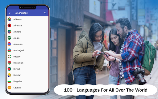 Language Translator Translate all & Learn language screenshot 2