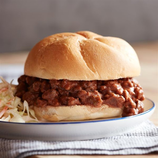 Grape Jelly Sloppy Joes