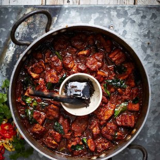 Hot & Smoky Vindaloo With Pork Belly