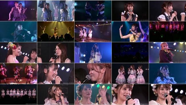 190512 (720p) AKB48 込山チームK「RESET」公演 小嶋真子 卒業公演