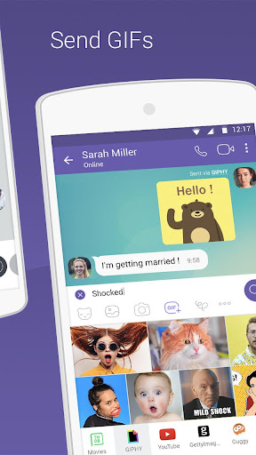 Viber Messenger 9.3.0.6 Screenshots 4