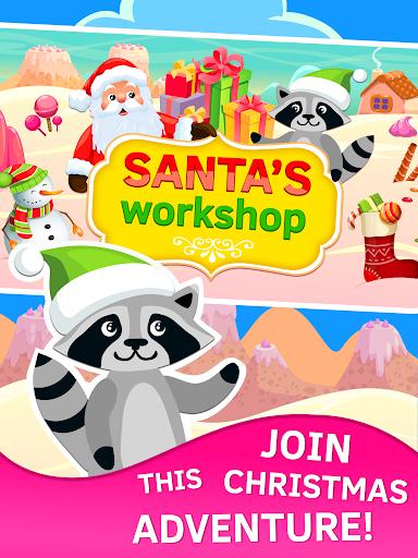 Santas Workshop for kids