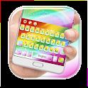 Colorful arc-en-cristal icon
