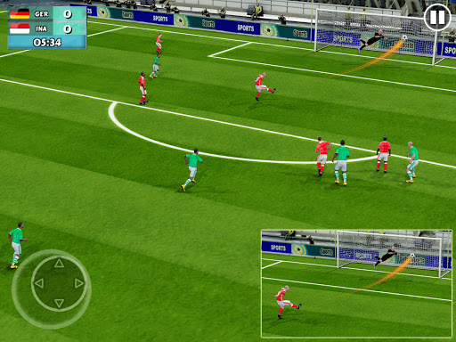 Play Soccer Cup 2020: Football League apkmr screenshots 12